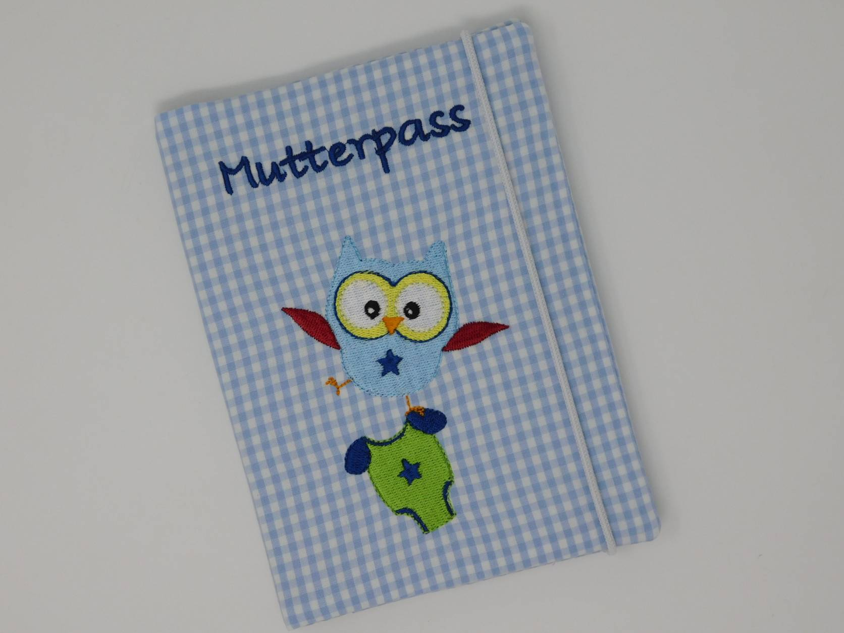 Mutterpass Eule